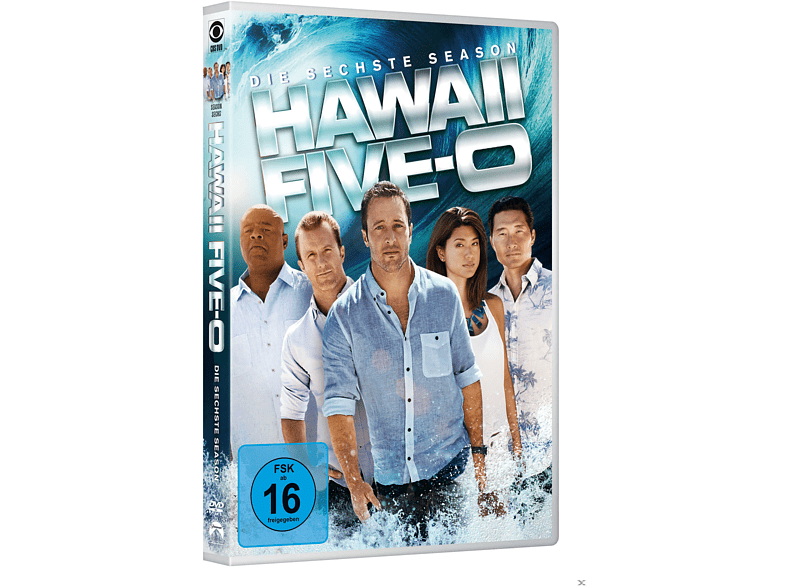 Hawaii Five-0 - Season 6 [DVD]