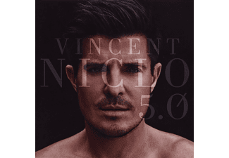 Vincent Niclo - 5.0 CD