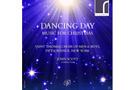 Saint Thomas Choir of Men and Boys, Fifth Avenue, - Dancing Day: Music for Christmas [CD]