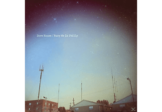 Dave Hause - Bury Me In Philly [CD]
