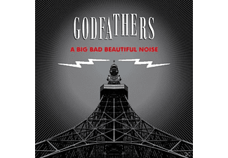 The Godfathers - A Big Bad Beautiful Noise - (Vinyl)