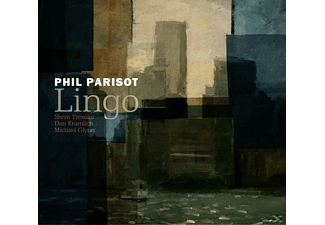 Phil Parisot - Lingo - (CD)