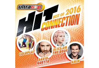 Ultratop Hit Connection - Best Of 2016 CD