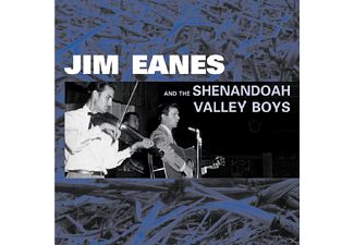 Jim Eanes - And The Shenandoah Valley Boys - (CD)