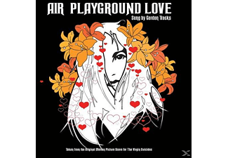Air - Playground Love - (Vinyl)