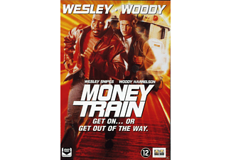 Money Train DVD