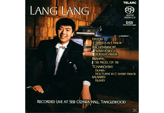 Lang Lang - Recorded Live At Seiji Ozawa Hall - (SACD Hybrid)