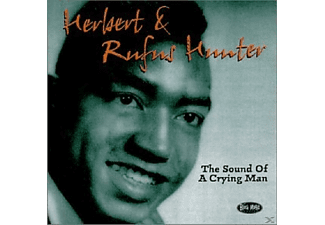 Herbert & Rufus Hunter - The Sound Of A Crying Man - (CD)