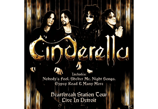 Cinderella - Live From London - (CD)
