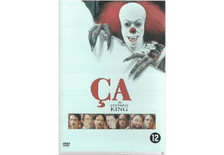 Stephen King's It DVD