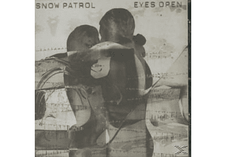 Snow Patrol - Eyes open CD