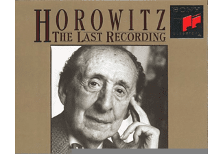 Vladimir Horowitz - The Last Recording [CD]