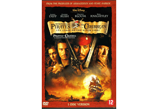 Pirates des Caraïbes: La Malédiction du Black Pearl DVD