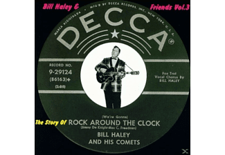 Bill Haley - Story Of Rock Around The Clock - (CD)