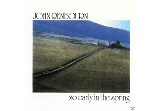 John Renbourn - So Early In The Spring - (CD)