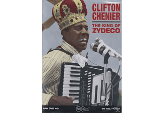 Clifton Chenier - The King Of Zydeco - (CD)