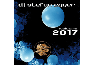 Dj Stefan Egger - Welcome 2017 - (CD)