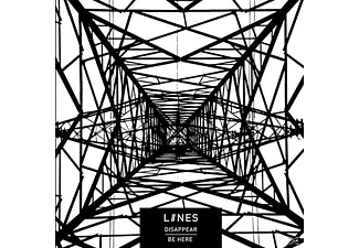 Liines - disappear / be here - (Vinyl)