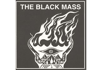 The Black Mass - black candles - (Vinyl)