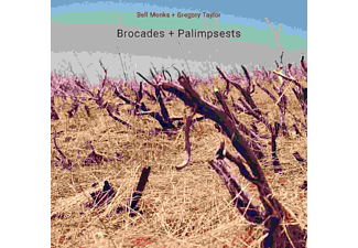 Bell Monks+gregory Taylor - Brocades+Palimpsests - (CD)