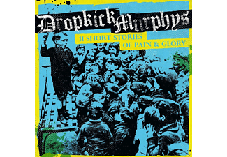 Dropkick Murphys -  11 Short Stories Of Pain And Glory [CD]