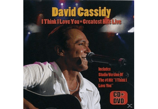 David Cassidy - I Think I Love You. Greatest Hits Live - (CD + DVD)