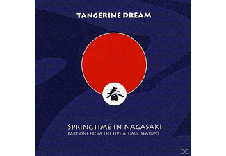 Tangerine Dream - Springtime In Nagasaki - (CD)