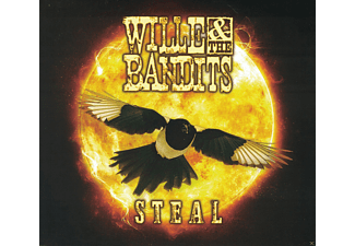 Willie & The Bandits - Steal - (CD)