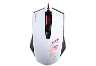 SPEEDLINK Souris gamer Ledos Blanc (SL-6393-WE)