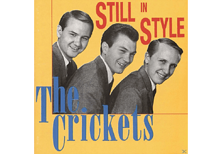 The Crickets - Still In Style - (CD)