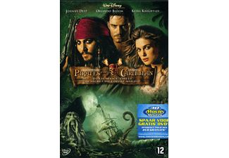 Pirates of the Caribbean 2: Dead Man's Chest DVD