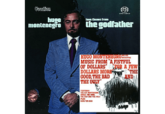 Hugo & His Orchestra With Chorus Montenegro - Love Theme From The Godfather... - (SACD Hybrid)