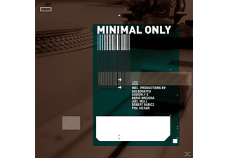 VARIOUS - Minimal Only - (CD)