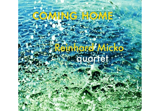 Reinhard Quartet Micko - Coming Home - (CD)