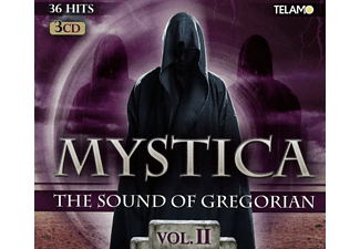 Mystica - The Sound Of Gregorian Vol.2 - (CD)