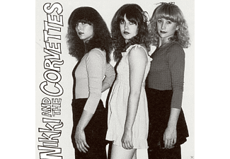 Nikki & The Corvettes - Nikki And The Corvettes - (CD)
