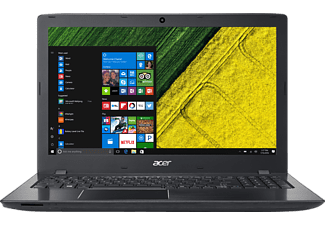 ACER Aspire E 15 (E5-575G-5098), Notebook mit 15.6 Zoll Display, Core™ i5 Prozessor, 8 GB RAM, 1 TB HDD, GeForce 940MX, Schwarz (Aluminium C-Cover)