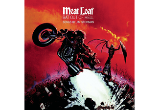 Meat Loaf - Bat Out of Hell - (Vinyl)