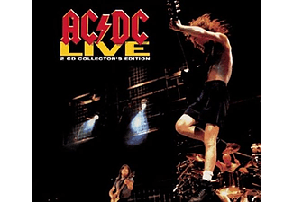 AC/DC - Live (Collector's Edition) (Limited) (Vinyl LP (nagylemez))