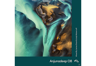 Jody Wisternoff & James Grant - Anjunadeep 08 - (CD)