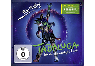 Peter Maffay - Tabaluga - Es lebe die Freundschaft Live (Exklusive Edition) - (CD + DVD Video)