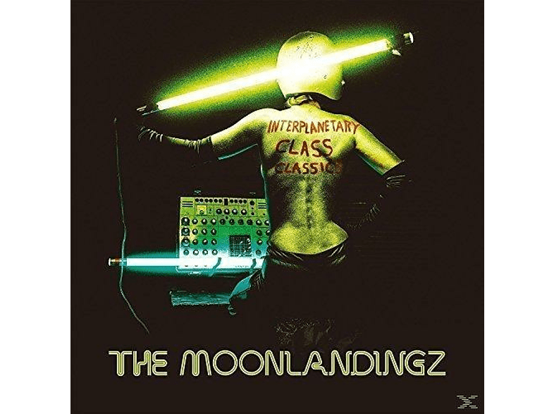 The Moonlandingz - Interplanetary Class Classics [CD]
