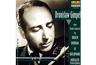 Bronislaw Gimpel, South West German Radio Symphony Orchestra - VIOLINKONZERTE+TRANSKRIPTIONEN [CD]