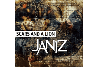 Janiz - Scars And A Lion - (CD)