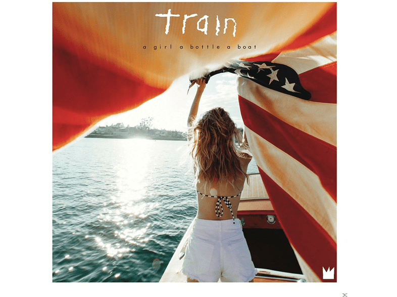 Train - A Girl A Bottle A Boat [CD]