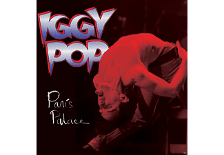 Iggy Pop - PARIS PALACE - (Vinyl)
