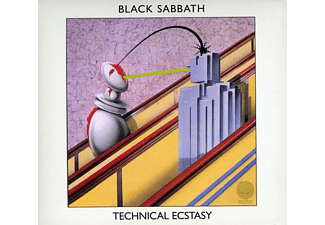 Black Sabbath - Technical Ecstasy (Remastered) (CD)