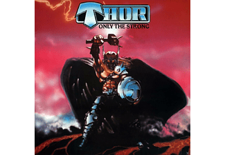Thor - ONLY THE STRONG - (Vinyl)