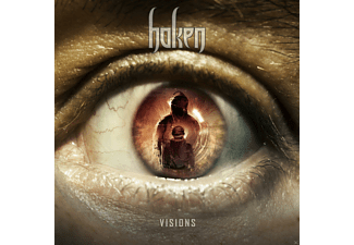 Haken - Visions (Re-issue 2017) - (LP + Bonus-CD)