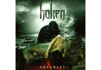 Haken - Aquarius (Re-issue 2017) - (CD)